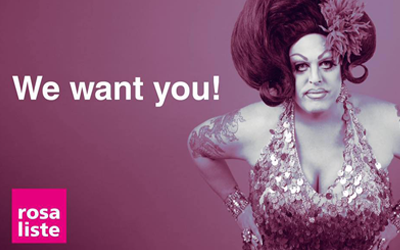 Beitragsbild: We want you