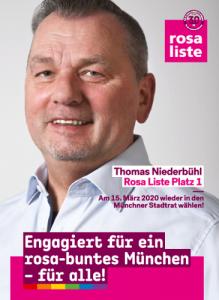 Vorschaubild Flyer - Andreas Niederbühl