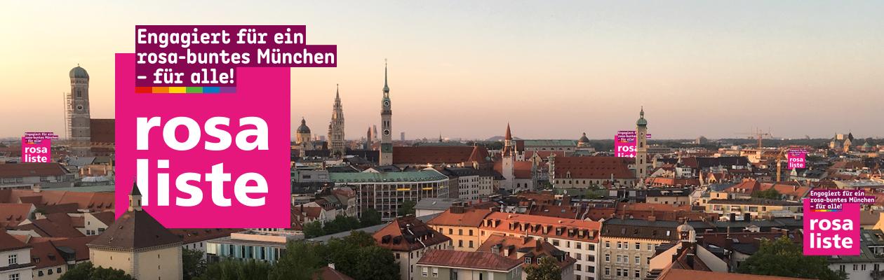 Foto: Titelbild München rosa liste